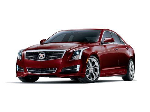 Cadillac Introduces ATS Crimson Sport Edition