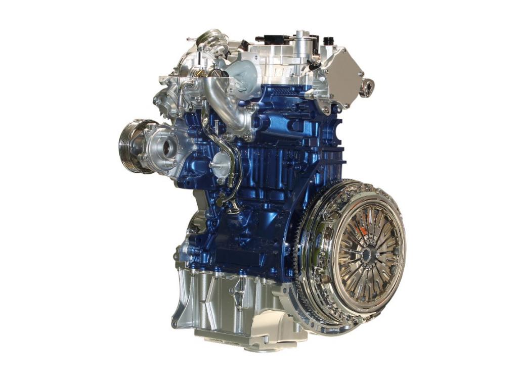 Ford 1.0-liter EcoBoost Engine