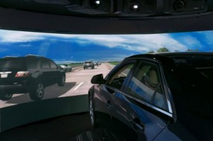 GM Research Driving Simulator