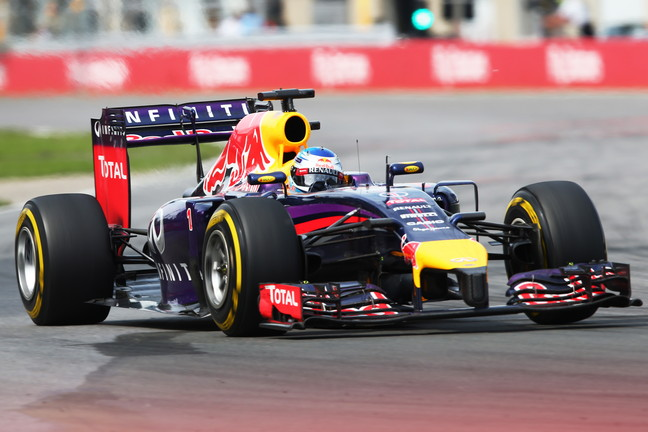 Infiniti Red Bull Racing 2014 Canadian Grand Prix