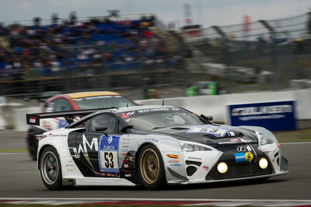 LEXUS WINS AT NURBURGRING - TWICE
