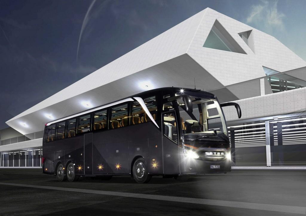 Bosch Reduces Fuel Consumption Of Coaches