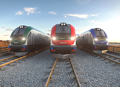 Siemens Wins An Additional Locomotive