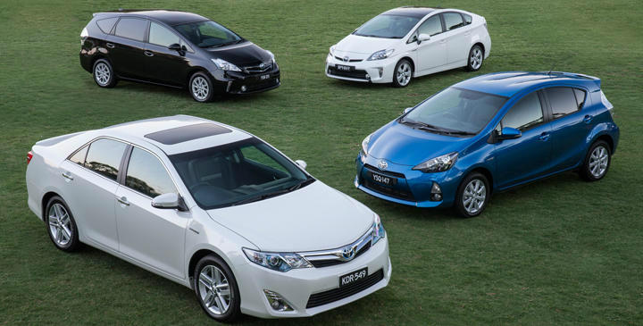 Toyota Sells 50,000 Hybrid Cars In Australia