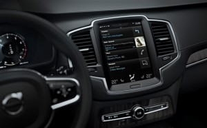 Volvo XC90 - Sensus