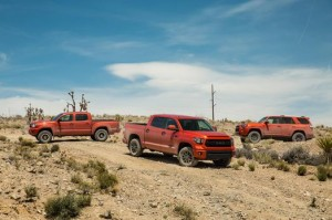 ll-New TRD Pro Series Tacoma and 4Runner