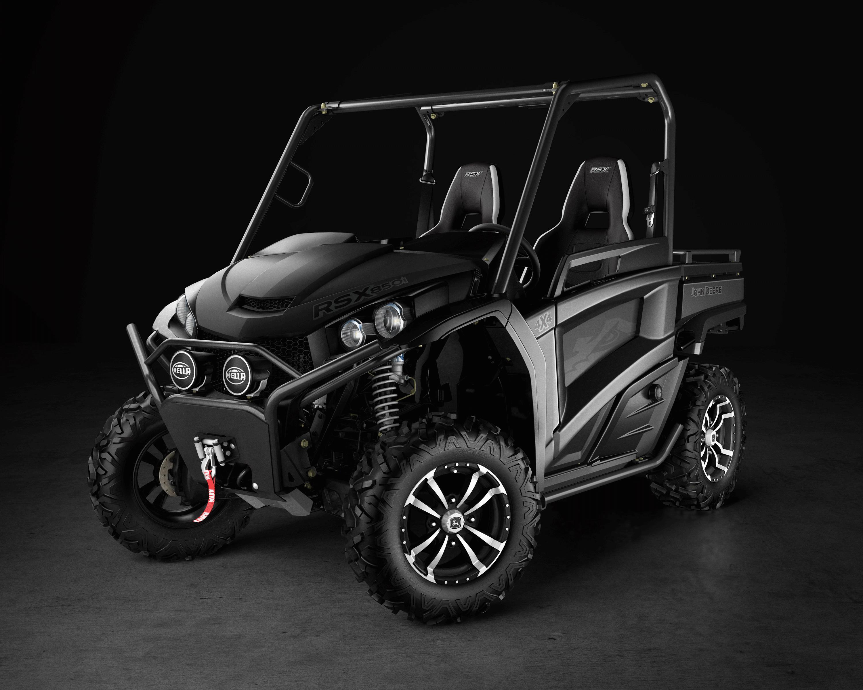 Midnight Black RSX850i