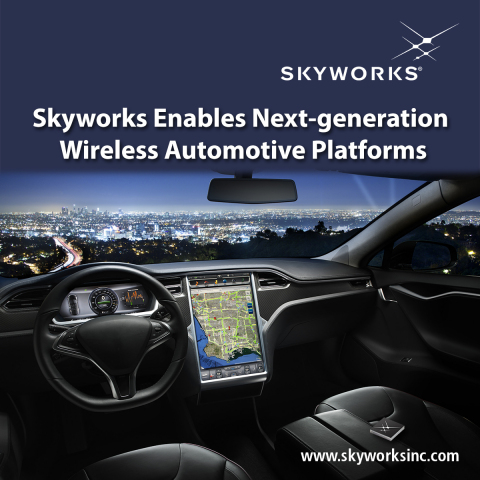 Wireless Automotive Platforms