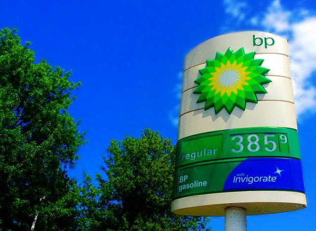 bp gas