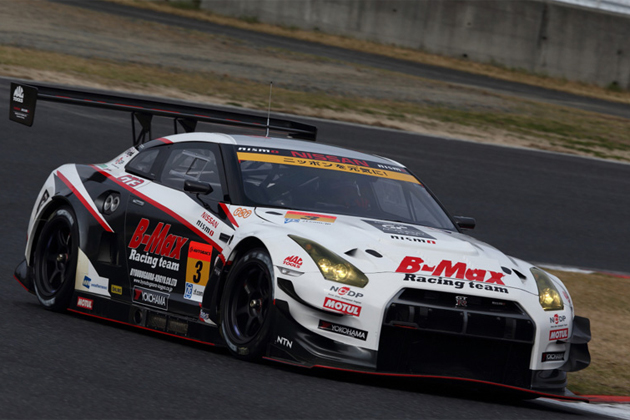 Nissan GT-R Nismo GT500S Take 2nd And 3rd On Podium
