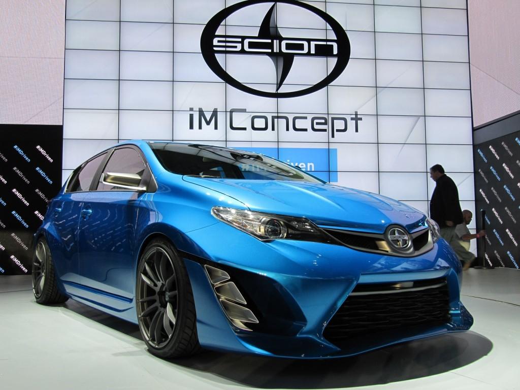 2014 Los Angeles Auto Show – Scion iM Concept Debut