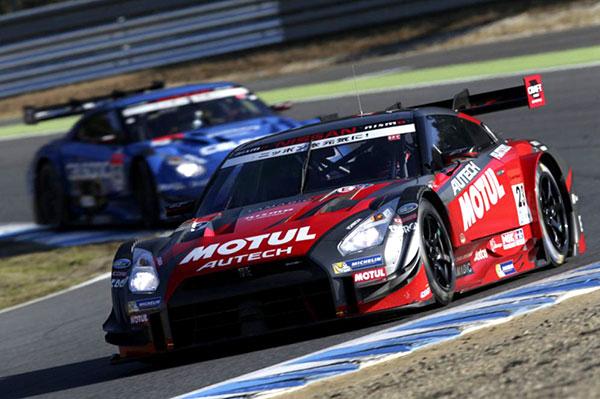 Nissan Wins 2014 Super GT Championship By Dominating Motegi Finale