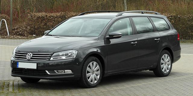 VW Passat Variant 2.0