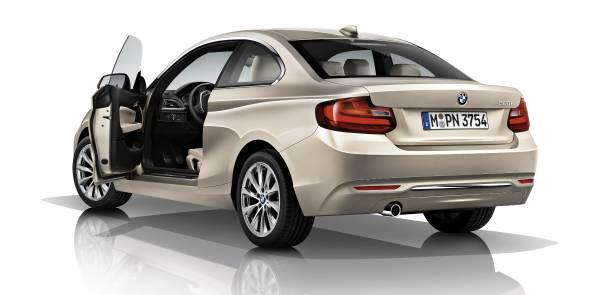 The BMW 2 Series Coupe: New Entry-Level Engines, New Model Variants, Even Greater Individuality.