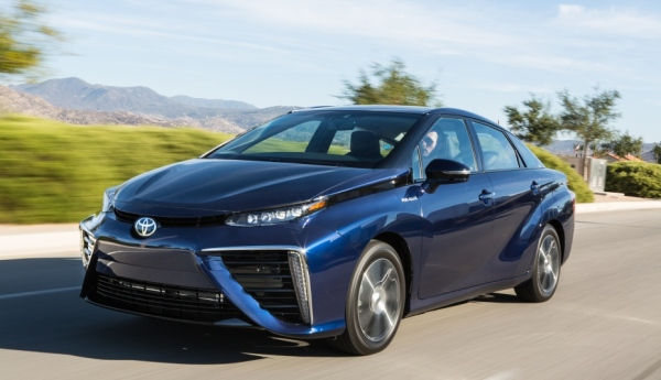 Hydrogen Fuel Cell Car Will Be As Influential As Prius