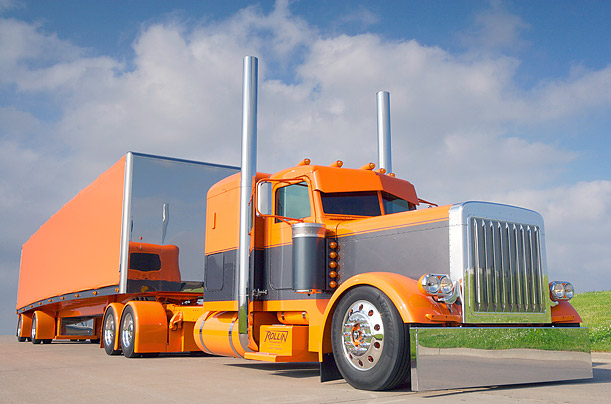 Big Rig Truckers: The Unsung Heroes of American Transportation