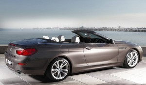 2011 BMW 650i Convertible