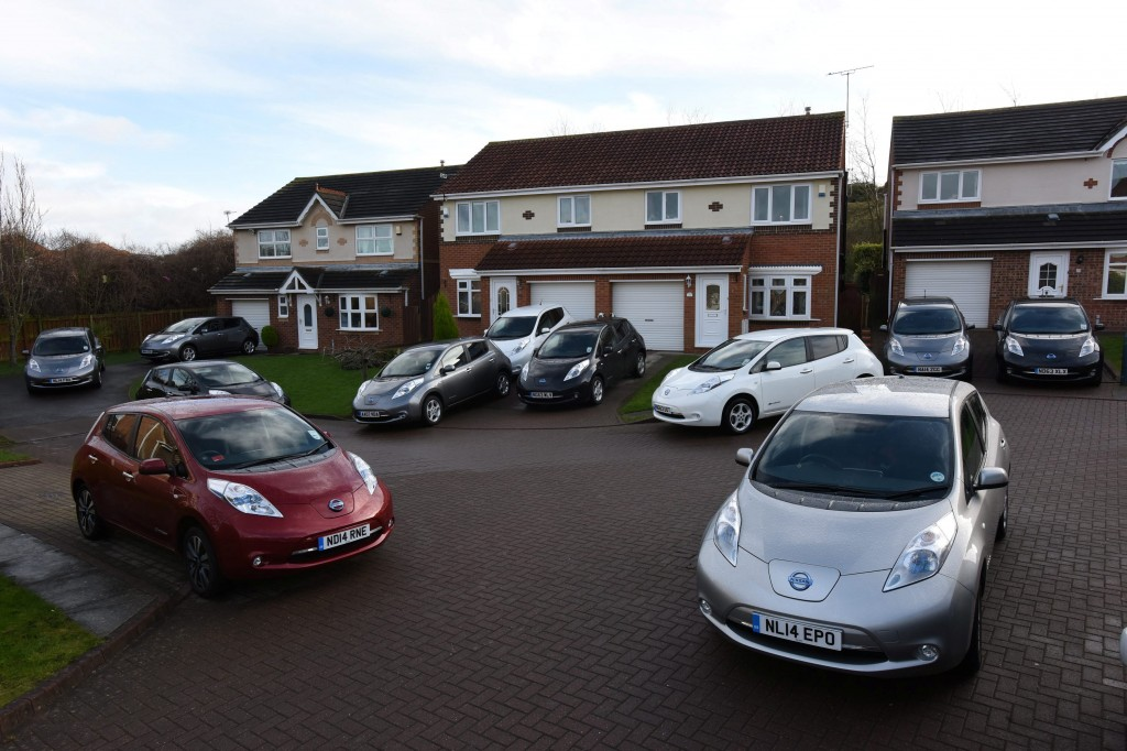 Interest in the Nissan LEAF ensures all targets