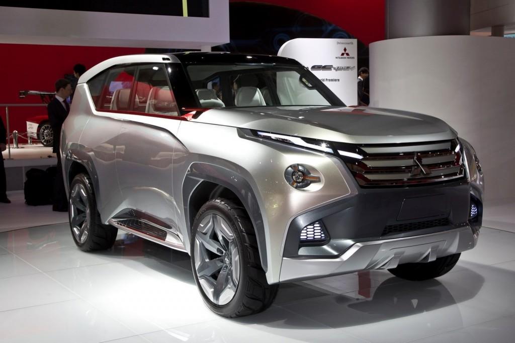 Mitsubishi Concept GC-PHEV Makes North American Debut in Chicago