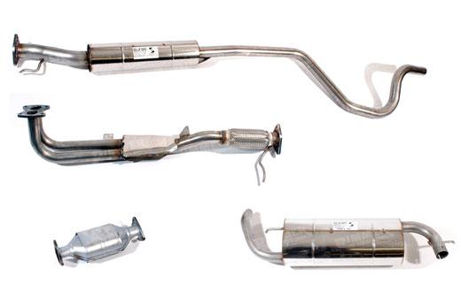standard exhaust system