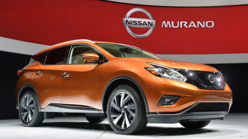 2015 Nissan Murano: Introduction