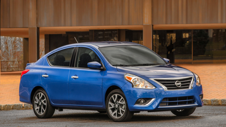 NHTSA Probes Nissan Versa For Potential Pedal Problem