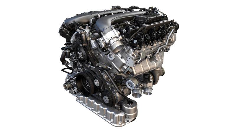 VW Announces Reworked 6.0 W12 TSI Engine