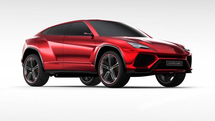 Lamborghini Agrees To Produce Urus in Italy