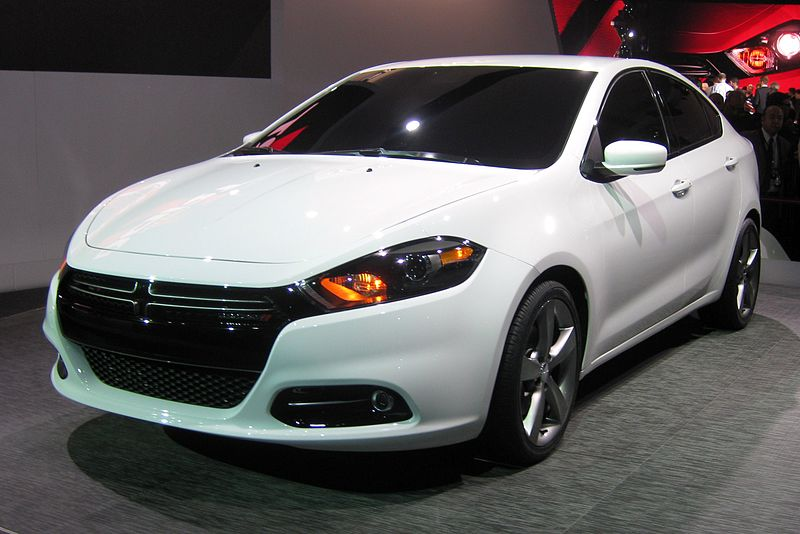 Why Auto Buyers Have Their Sights Set On The 2015 Dodge Dart