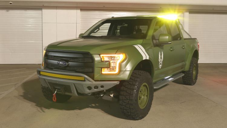Ford creates F-150