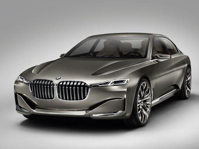 New BMW 7 Series Horizons Luxury