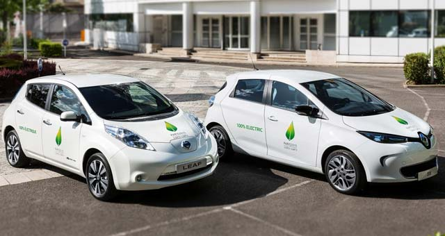 Renault-Nissan Sells Its 250,000th Electric Vehicle