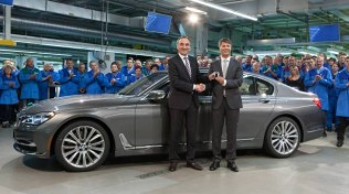 Start of production of new BMW 7
