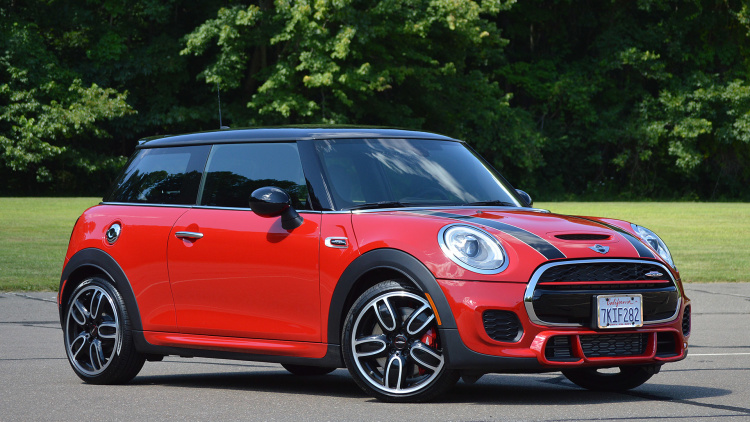 2015 Mini John Cooper Works Hardtop First Drive