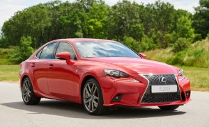 Lexus IS Sport Sedan 2016