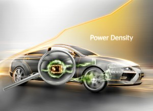 New Electric Drive From Continental