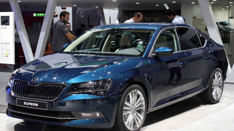 SKODA Grows 4.2% in First Half of 2015; Last Year's High Sales Figures Achieved in June