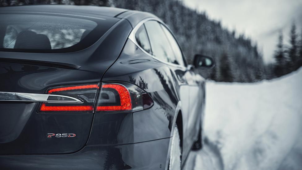 Tesla's 'Ludicrous' Model S Is A 2.8-Second Monster