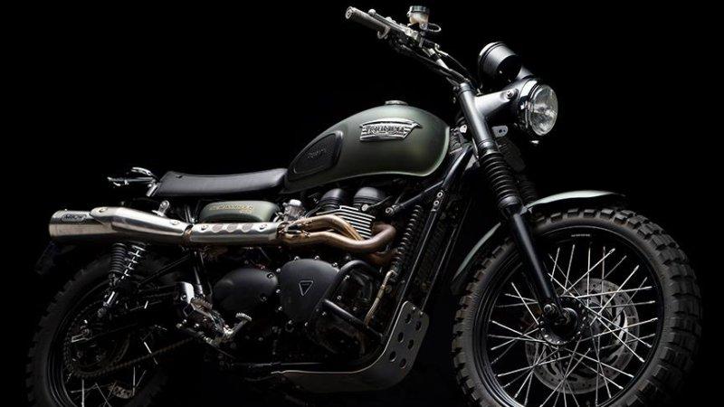 Chris Pratt's Jurassic World Motorcycle Set For Auction