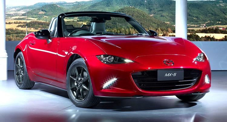 2016 Mazda MX-5 Miata Configurator Fulfills Your Droptop Dreams