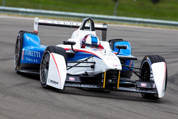 Andretti Formula-e
