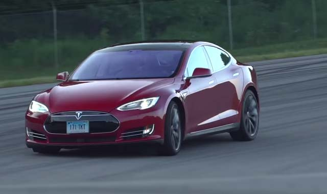Model S P85D Breaks Consumer Reports' Test Scale