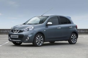New Nissan Micra N-TEC