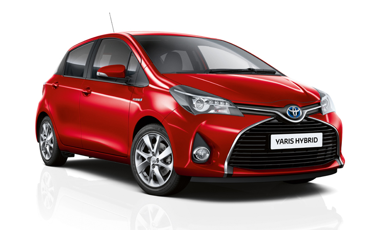 Toyota Yaris Hybrid: Sport And Active Join Range