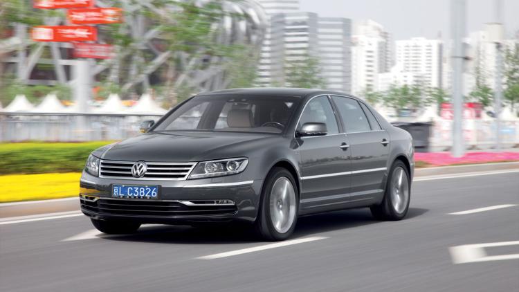 VW Delays New Phaeton