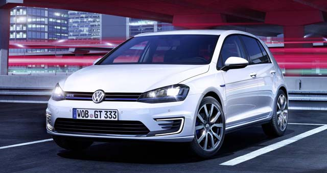 Golf GTE Wins Top Honour In The 2015 Businesscar Techies Awards