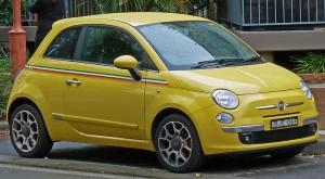 Fiat 500 Sport hatchback