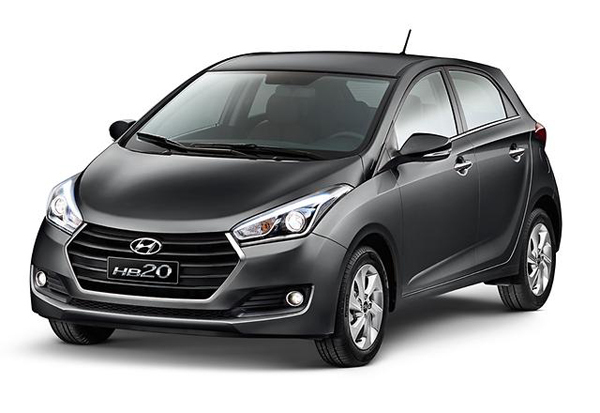Hyundai Motor HB20