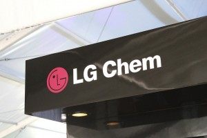 LG Chem to Supply EV Batteries