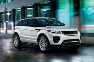 New Dynamic Design Land Rover